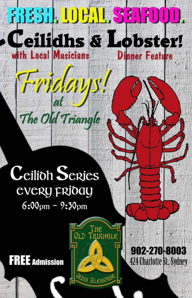 lobster ceilidh